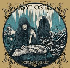 Band: Sylosis Titel: Dormant Heart Label: Nuclear Blast Records VÖ: 2015 Genre: Melodic Death/Thrash Metal Bewertung: Written by: Robert Thrasher, Musica Heavy Metal, Cool Album Covers, Pochette Album, Great Works Of Art, Metal Albums, Thrash Metal, Band Posters, Death Metal