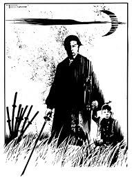 Image result for lone wolf and cub