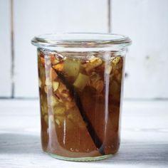 Glühwein-Gelee Rezept   LECKER