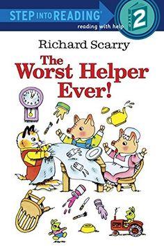 Richard Scarry's The Worst Helper Ever! (Step into Reading) Richard Scarry http://www.amazon.co.jp/dp/030726100X/ref=cm_sw_r_pi_dp_d2bQwb1P90KSG