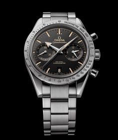 Basel 2015: Omega Speedmaster '57 (2015 Edition). At Baselworld 2015, Omega presented an updated version of the Speedmaster '57 demonstrating a relentless effort to enhance the quality of its products. The result is a very nice-looking chronograph with a perfect case size as well as a chronometer-certified movement. The price for the bracelet version is expected to be around Swiss Francs 7,500.
