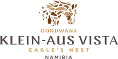 Official Klein-Aus Vista: Eagle's Nest Chalets Logo Cosy Fireplace, Eagle Nest, Wooden Decks, Farm Life, Deserts, Therapy, Horses, Logo, Animal