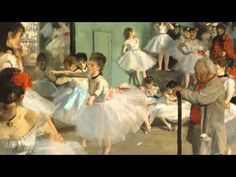 Art with Mati and Dada – Edgar Degas | Kids Animated Short Stories in English - YouTube