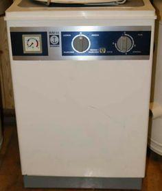 WM 66 = Waschmaschine entwickelt 1966