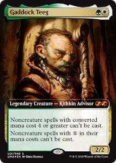 MTG Rare Noble Hierarch x 1 NM Ultimate Masters