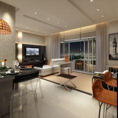 LIKE BROOKLIN SP. De 71 m² a 174 m²  2 a 3 dormitórios, de 1 a 2 suítes