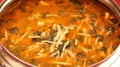 erzurum cıvırla çorbası Thai Red Curry, Salsa, Pizza, Ethnic Recipes, Soups, Kitchens, Bulgur, Salsa Music, Soup