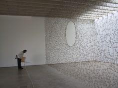 installation: Andy Goldsworthy