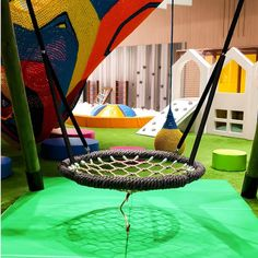 Ropeland - crochet facilities for kids.Perfect fit for Family Entertainment Centers, Indoor playground, Amusement parks, Adventure parks, Soft play etc. Kids Indoor Playground, Children Playground, Golden Hall, Indoor Play Centre, Park Equipment, Kids Climbing, Kid Spaces, Play Houses, Entertainment Center