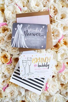 LOVE these darling bridal shower invitations from Shutterfly!