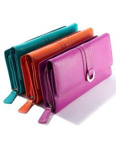 Danier : accessories : women : wallets :  leather accessories women wallets 139130004  Aqua