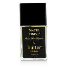 Butter London - Matte Finish Shine Free Topcoat - 17.5ml/0.6oz   Jet.com