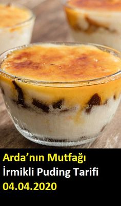 Smoothie, Dessert Recipes, Desserts, Good Food, Food And Drink, Pudding, Dairy, Smoothies, Tailgate Desserts