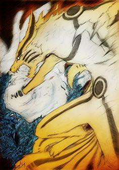 kurama kyuubi   naruto shippuden kyuubi uzumaki naruto kurama bijuu Anime Naruto HD ...