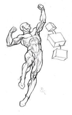 anatomi-model-karakalem-çizimleri-2z