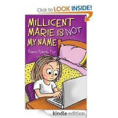 Buy Millicent Marie Is Not My Name at Amazon in paperback & eBook
