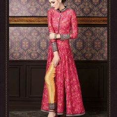 This pretty front slit style suit will beautify you!! <3  Call/whatsapp 919600639563 for booking #instagood #repost #lehengas #salwars #indianbrides #follow4follow #instafashion #instamood #designer #like4like #amazing #bridalcouture #indiantraditional #clothing #followus #stylish #divas #bollywood #indianethnic #sarees #50likes #womensfashion #trendy #womenswear #rakulpreet #southindianfashion #girl #webstagram #myfashionblog #awesome by theivoryneedle.in
