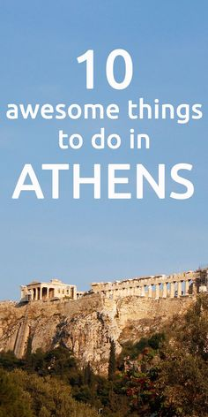 #Athens tips!