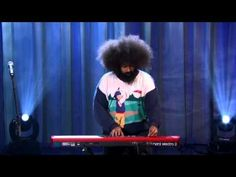 Reggie Watts!