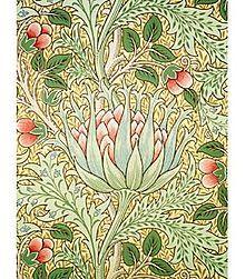 アーツ・アンド・クラフツ運動(Arts and Crafts Movement)は、イギリスの詩人、思想家、デザイナーであるウィリアム・モリス(1834年-1896年)が主導したデザイン運動である。美術工芸運動ともいう。 ヴィクトリア朝の時代、産業革命の結果として大量生産による安価な、しかし粗悪な商品があふれていた。モリスはこうした状況を批判して、中世の手仕事に帰り、生活と芸術を統一することを主張した。モリス商会を設立し、装飾された書籍(ケルムスコット・プレス)やインテリア製品(壁紙や家具、ステンドグラス)などを製作した。