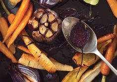 This Roasted Vegetable Medley is a healthy and easy side dish to your Christmas day meal!