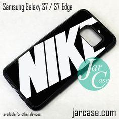 Nike Sport Brand Phone Case for Samsung Galaxy S7 & S7 Edge