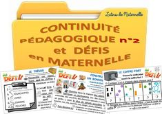 Maternelle Grande Section, 3 Year Old Activities, Petite Section, Montessori, Finance, Homeschool, Blog, Voici, Peda