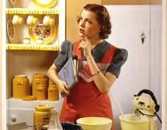 1950S Women Roles | Healthculturesociety - Cupcakes or Cricket?