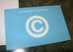 fuzzy copyright by PugnoM, via Flickr