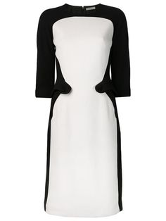 Bottega Veneta Peplum Dress
