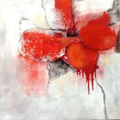 """Isabel Zampino, """"Rote Pause"""" With a click on """"Send as art card"""", you can send this art work to your friends - for free!"""