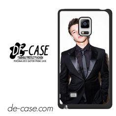 Cameron Dallas Magcon Boy DEAL-2299 Samsung Phonecase Cover For Samsung Galaxy Note Edge