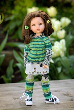 А еще от хвастовства ква-ква-ква и ква-ква-ква / Одежда и обувь для кукол - своими руками и не только / Бэйбики. Куклы фото. Одежда для кукол