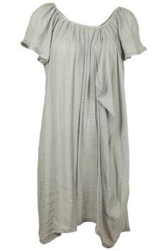 Taka Scoop Neck Tunic - Womens Tunics - Birdsnest Clothing Online