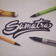 Vandal..Diseño,ilustración,caligrafía,lettering,esto es un poco de lo que se trata.