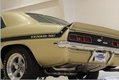 1969 Yenko SC Camaro