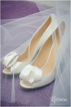 wedding shoes Kate Spade