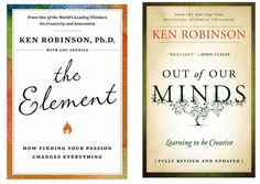 books from Ken Robinson