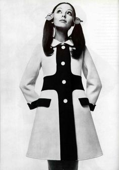 Courrèges coat 1960