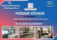 Modular Kitchens in Gurgaon Basic Kitchen, Design Your Kitchen, Design Your Own, Marine Plywood, Gas Stove, Kitchen Styling, Kitchens, Meet, Spaces