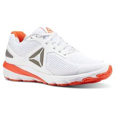 896cb61153477a Reebok Shoes Men s Harmony Road 2 in White Atomic Red Pewter Size 12 -  Running Shoes