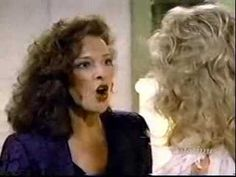Dixie Carter as Julia Sugarbaker - she was one of the last of the big mouth broads.  She taught me it was better to be intelligent than just a pretty face.   Love her!  RIP Ms. Carter.