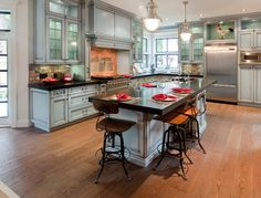 Kitchen Design, Pictures, Remodel, Decor and Ideas - page 11