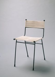 Clement Meadmore corded chair, Australia, circa 1952.