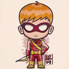 Lordmesa Digitaldoodle!! Teen Titans Speedy request!!! ✏️✏️✏️✏️ #lord_mesa…