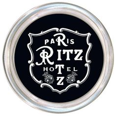Paris Ritz Glass Coaster @Layla Grayce