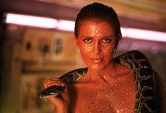 """Joanna Cassidy in """"Blade Runner"""" (1982)"""