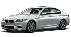 U.S. Set To Receive Limited-Run BMW M5 Pure Metal Silver Limited Edition #BMW #BMW_M5