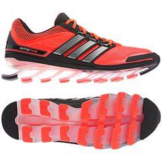 Tênis Adidas Springblade Laranja - Paquetá Esportes