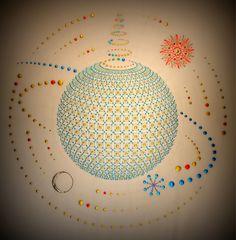 géométrie sacrée - Mark Golding